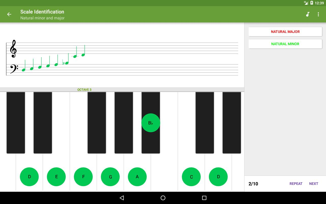 Perfect Ear Music Theory, Ear & Rhythm Training 3.8.66 Screenshot 11