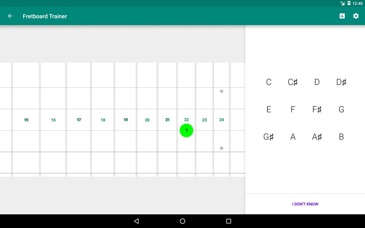 Perfect Ear Music Theory, Ear & Rhythm Training 3.8.66 Screenshot 14