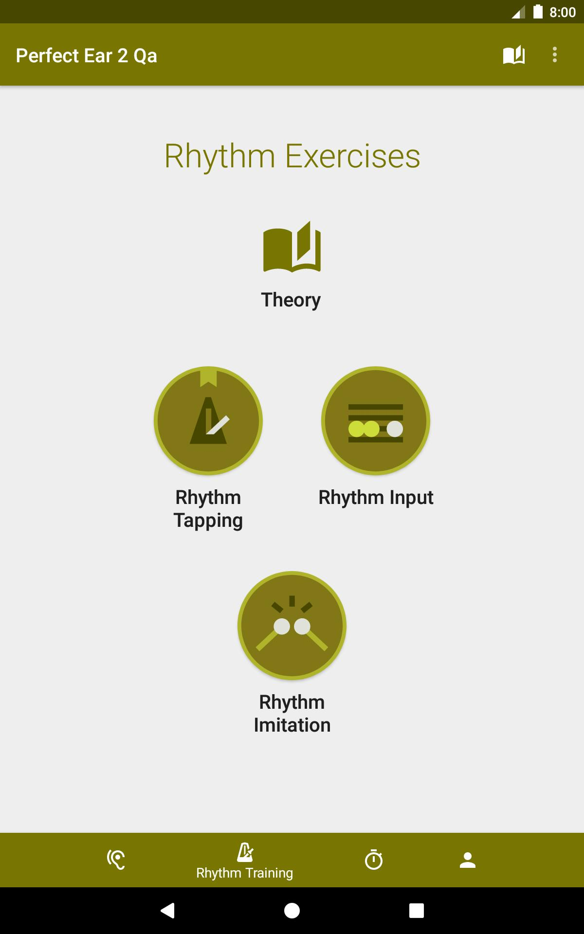 Perfect Ear Music Theory, Ear & Rhythm Training 3.8.66 Screenshot 18