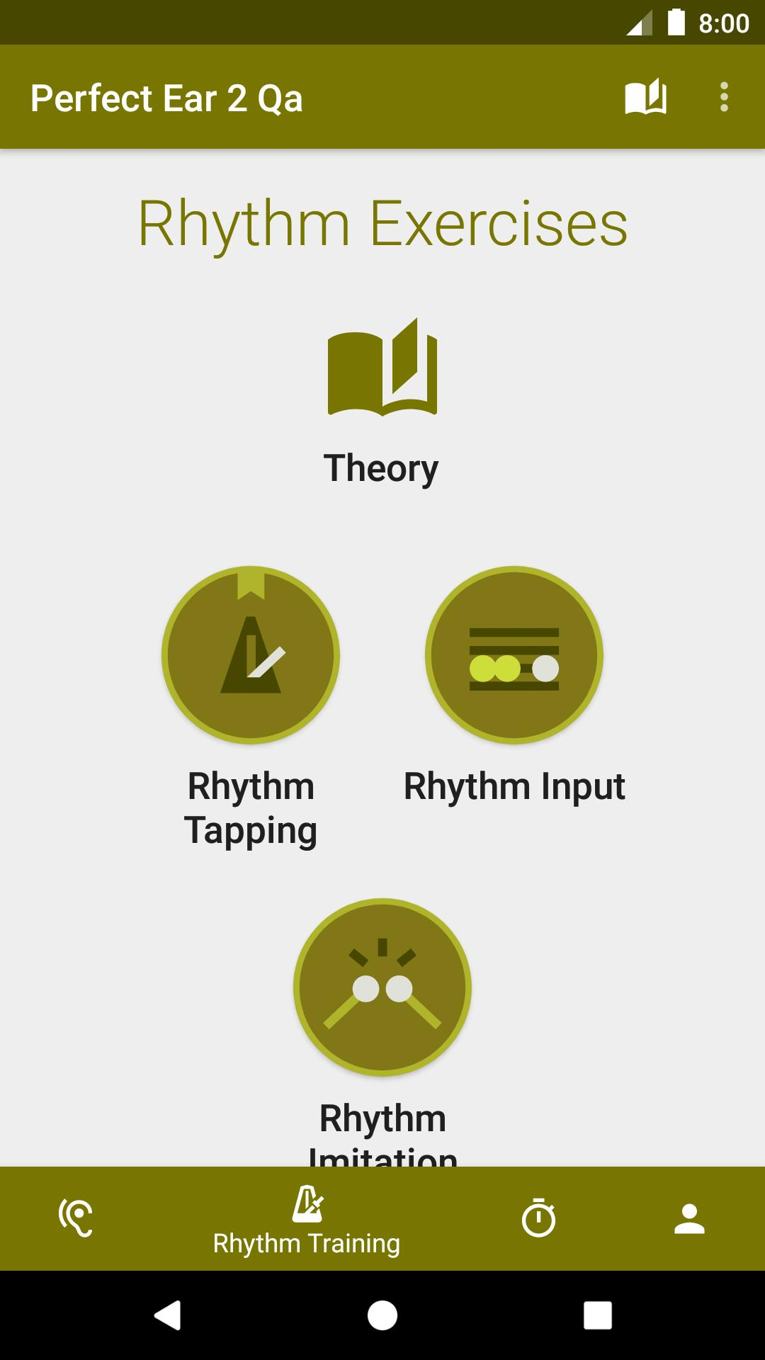 Perfect Ear Music Theory, Ear & Rhythm Training 3.8.66 Screenshot 3