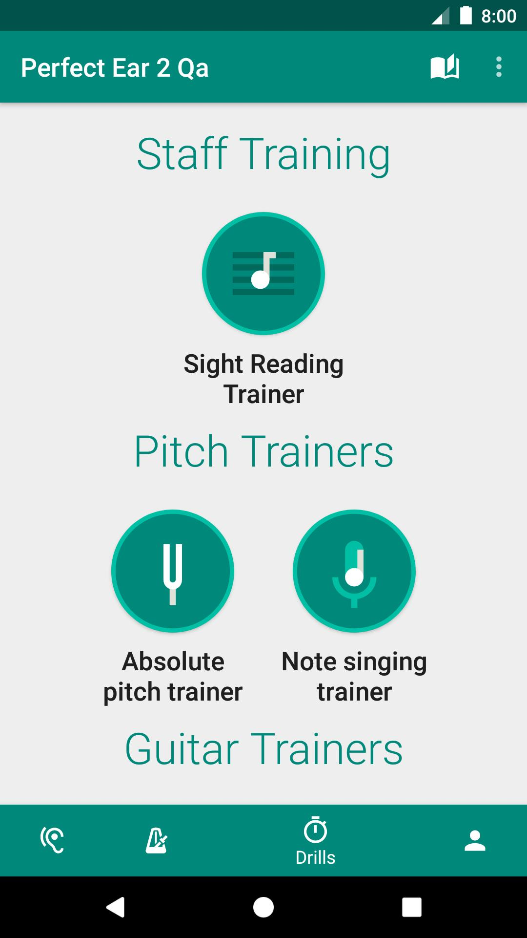 Perfect Ear Music Theory, Ear & Rhythm Training 3.8.66 Screenshot 5