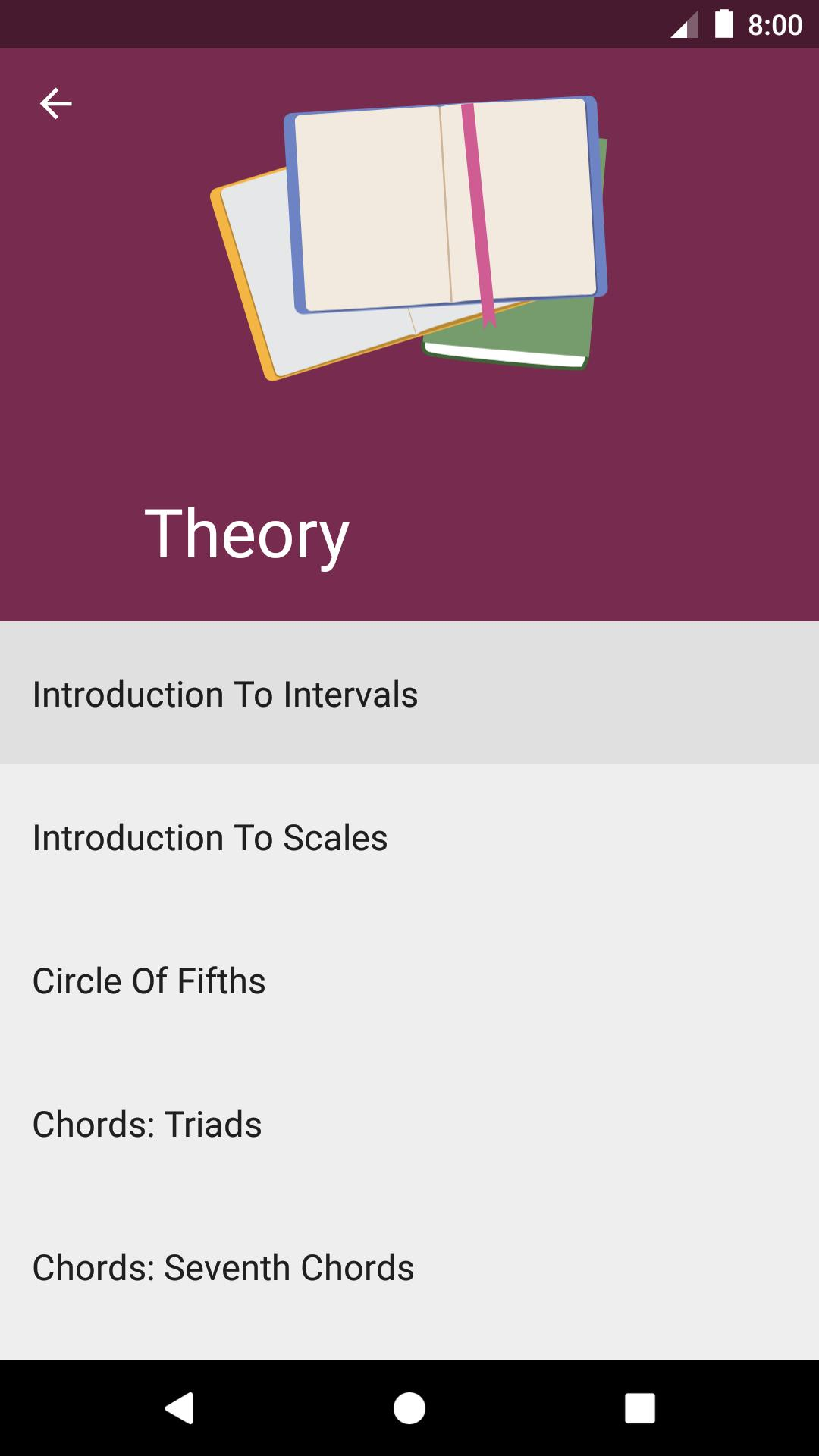Perfect Ear Music Theory, Ear & Rhythm Training 3.8.66 Screenshot 8