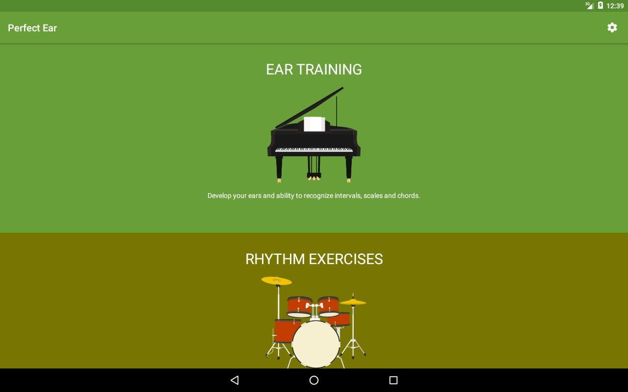 Perfect Ear Music Theory, Ear & Rhythm Training 3.8.66 Screenshot 9