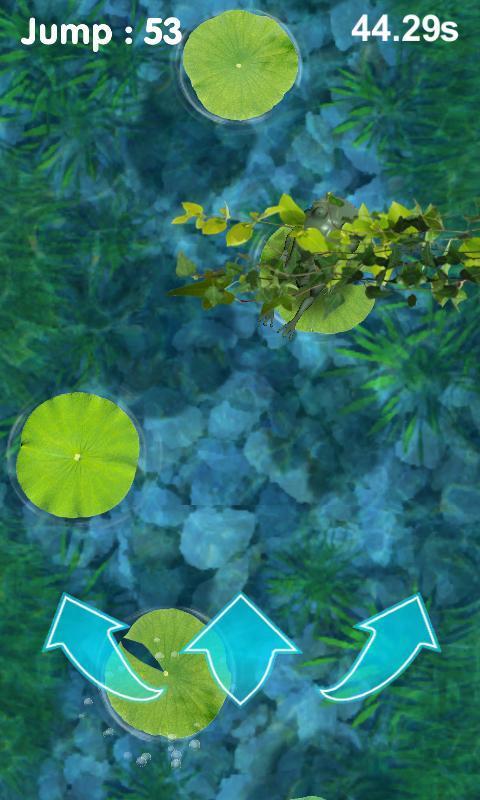 Jumping Frog 3D (Jump advance) 2.2 Screenshot 3