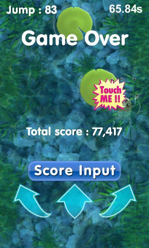 Jumping Frog 3D (Jump advance) 2.2 Screenshot 5