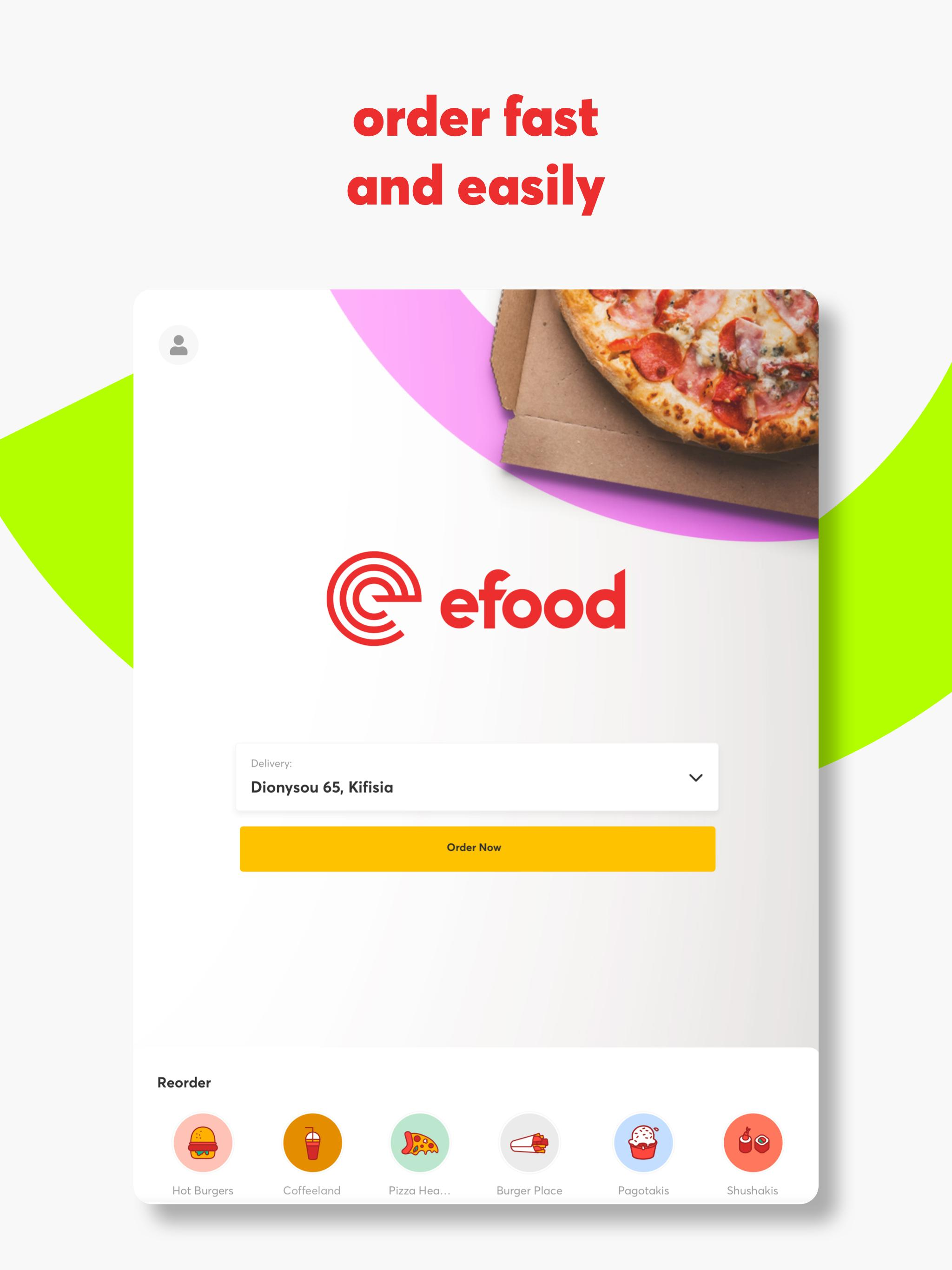 efood delivery 4.6.1 Screenshot 10