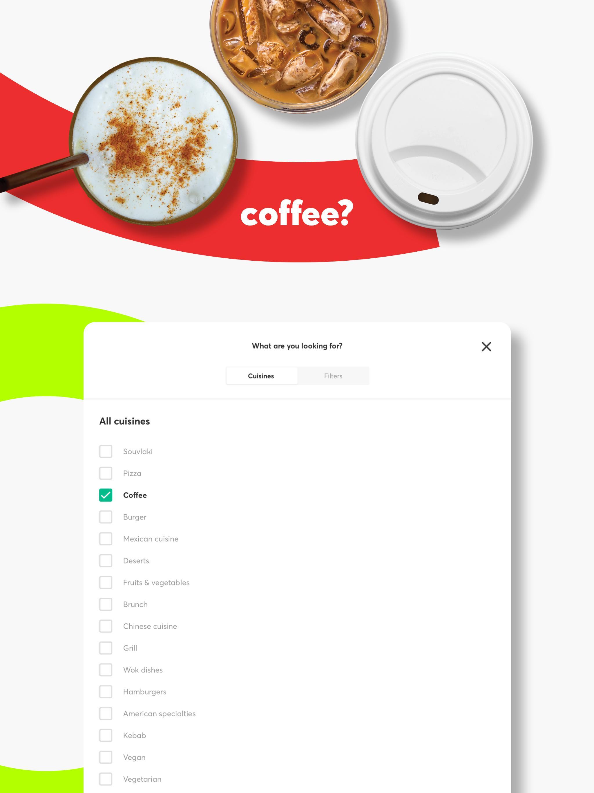 efood delivery 4.6.1 Screenshot 21
