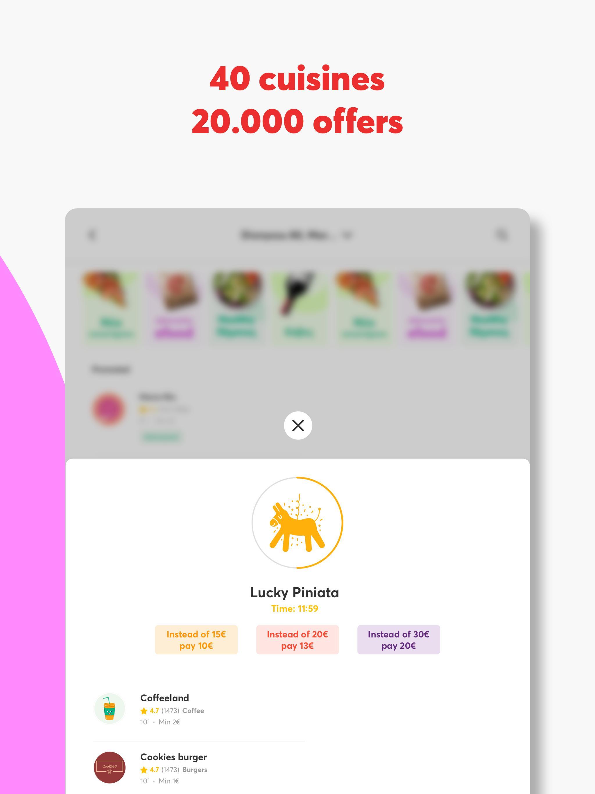 efood delivery 4.6.1 Screenshot 23