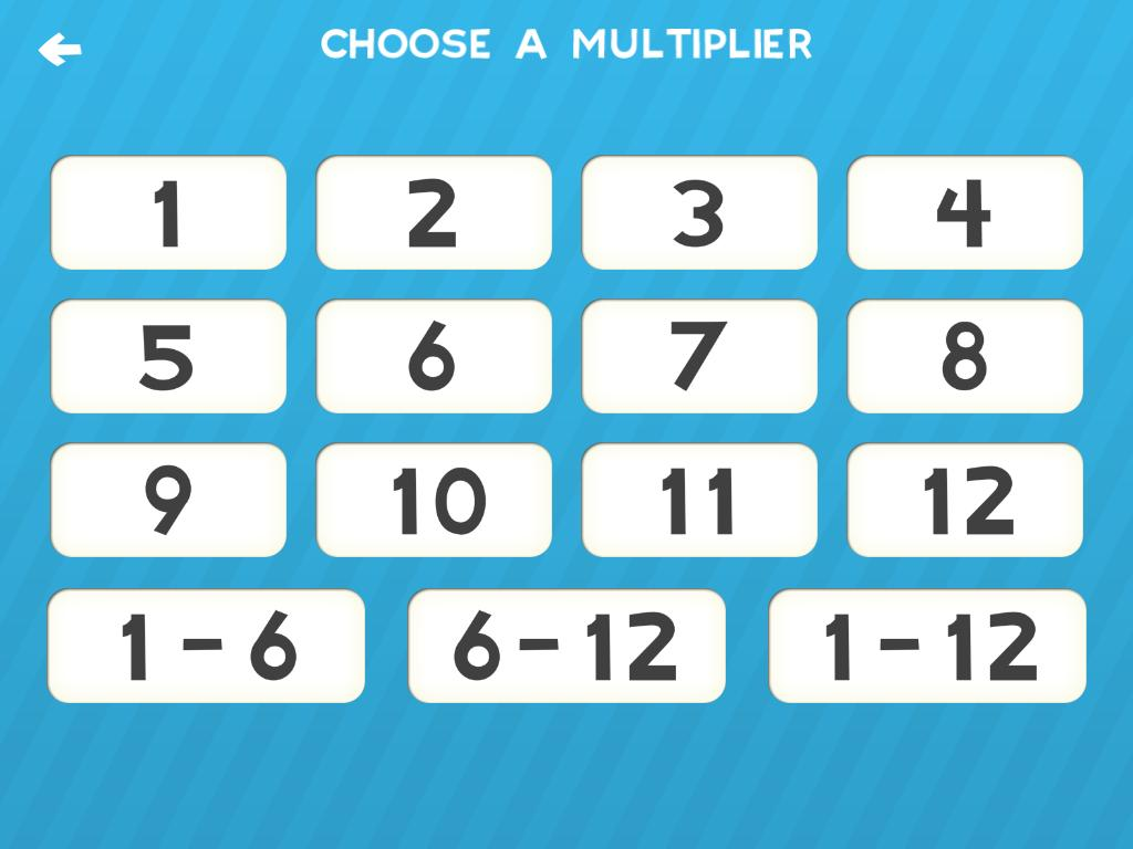 Multiplication Flash Cards Games Fun Math Practice 1.8 Screenshot 13