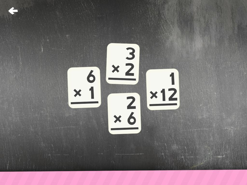 Multiplication Flash Cards Games Fun Math Practice 1.8 Screenshot 14