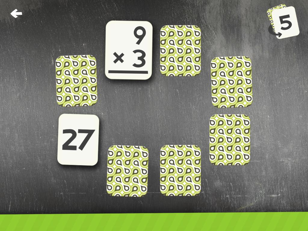 Multiplication Flash Cards Games Fun Math Practice 1.8 Screenshot 16