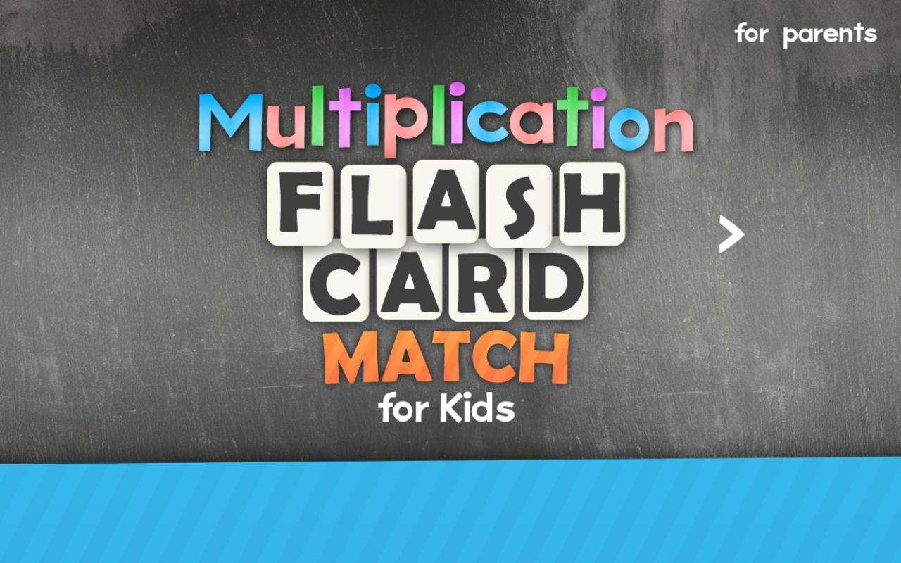 Multiplication Flash Cards Games Fun Math Practice 1.8 Screenshot 17
