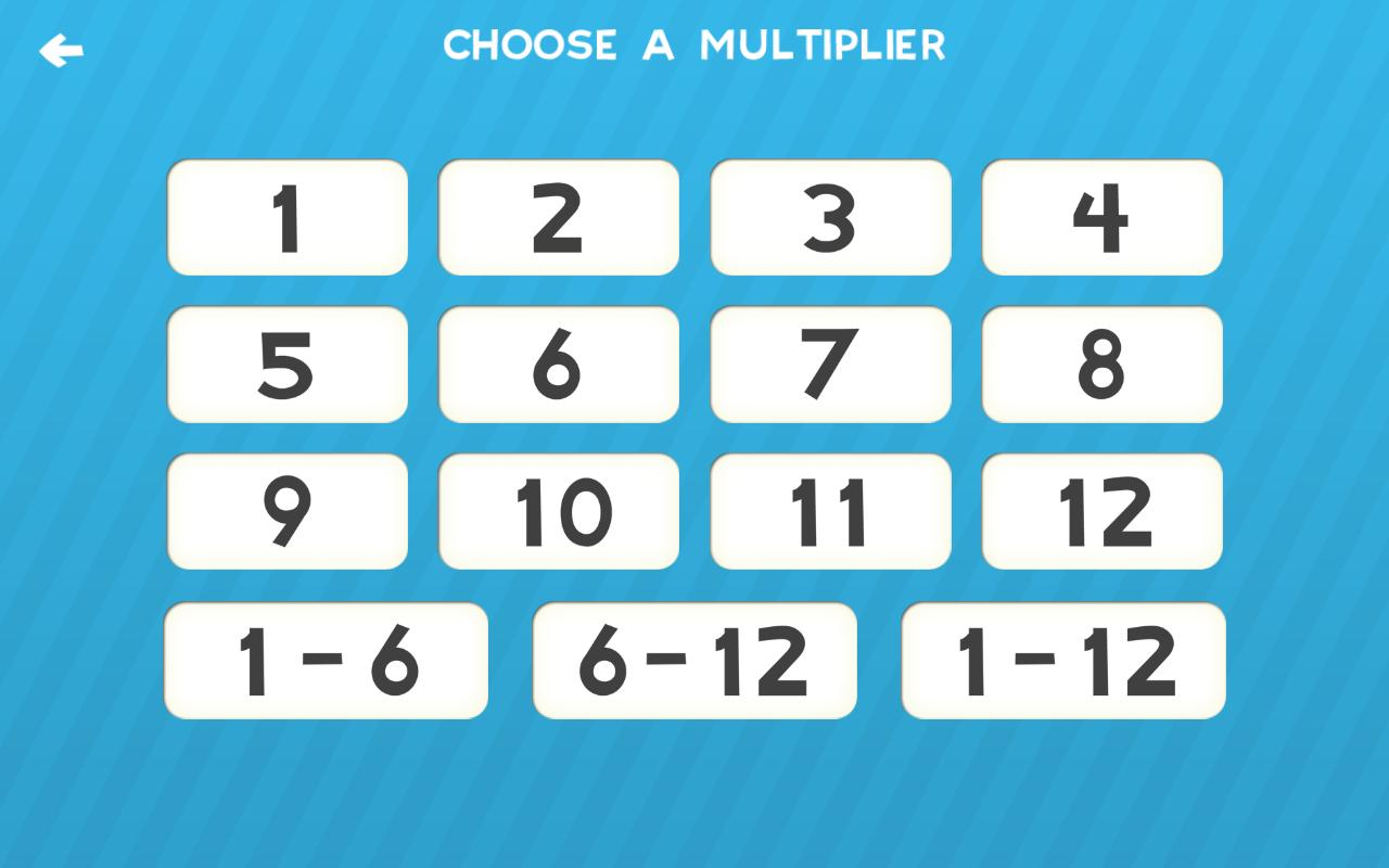 Multiplication Flash Cards Games Fun Math Practice 1.8 Screenshot 21
