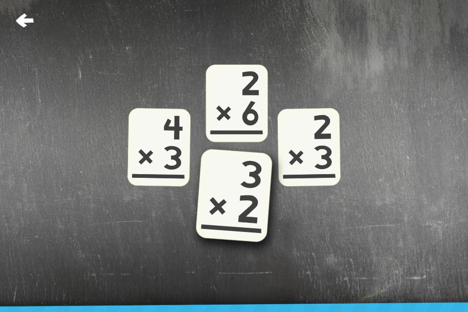 Multiplication Flash Cards Games Fun Math Practice 1.8 Screenshot 6