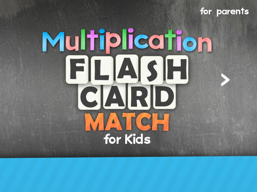 Multiplication Flash Cards Games Fun Math Practice 1.8 Screenshot 9