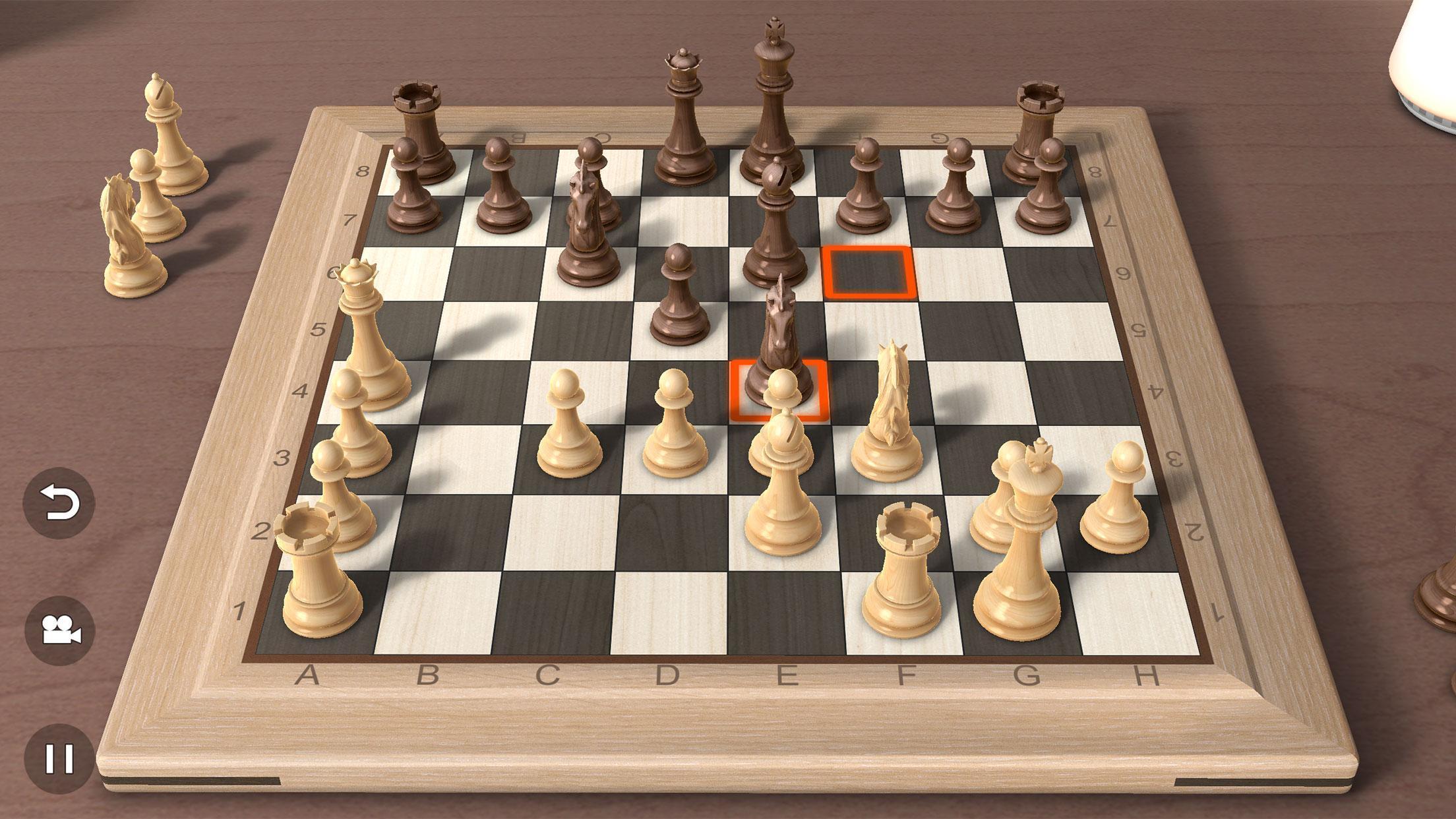 Real Chess 3D 1.24 Screenshot 1