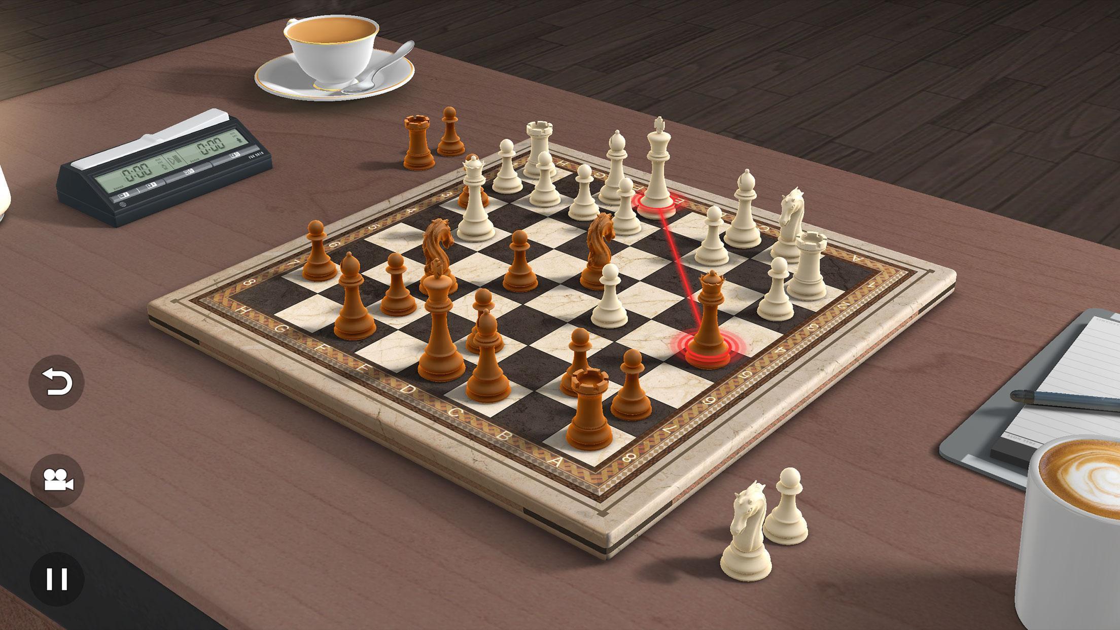 Real Chess 3D 1.24 Screenshot 10
