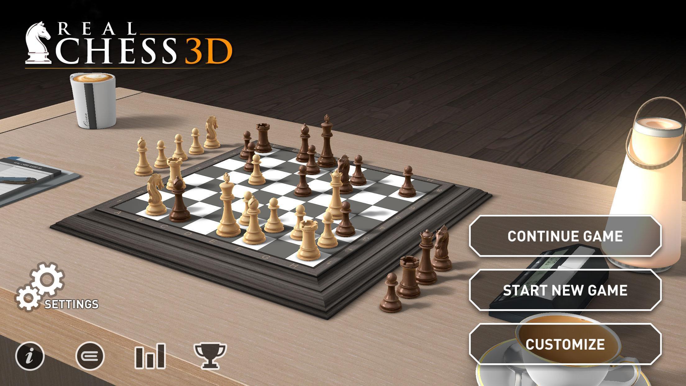 Real Chess 3D 1.24 Screenshot 11