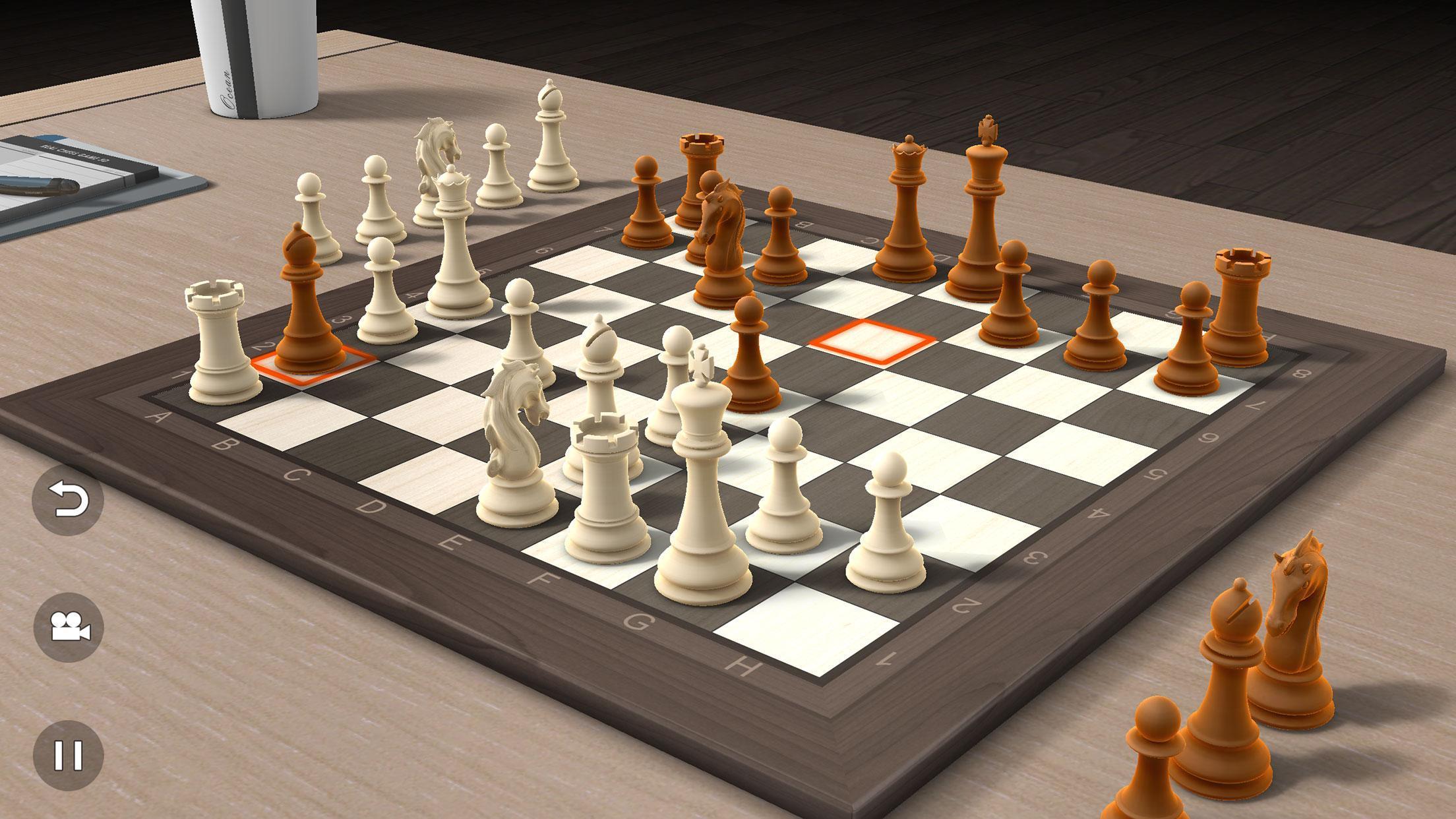 Real Chess 3D 1.24 Screenshot 13