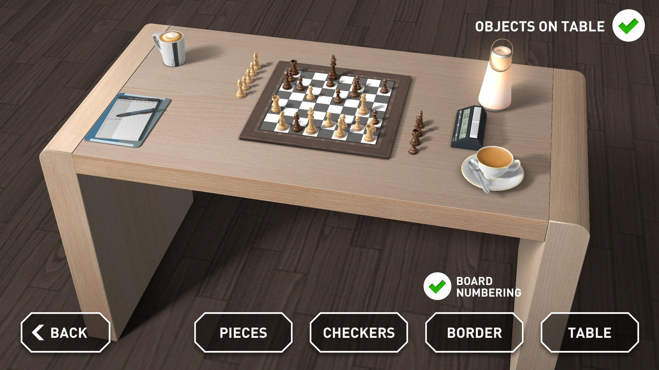 Real Chess 3D 1.24 Screenshot 14