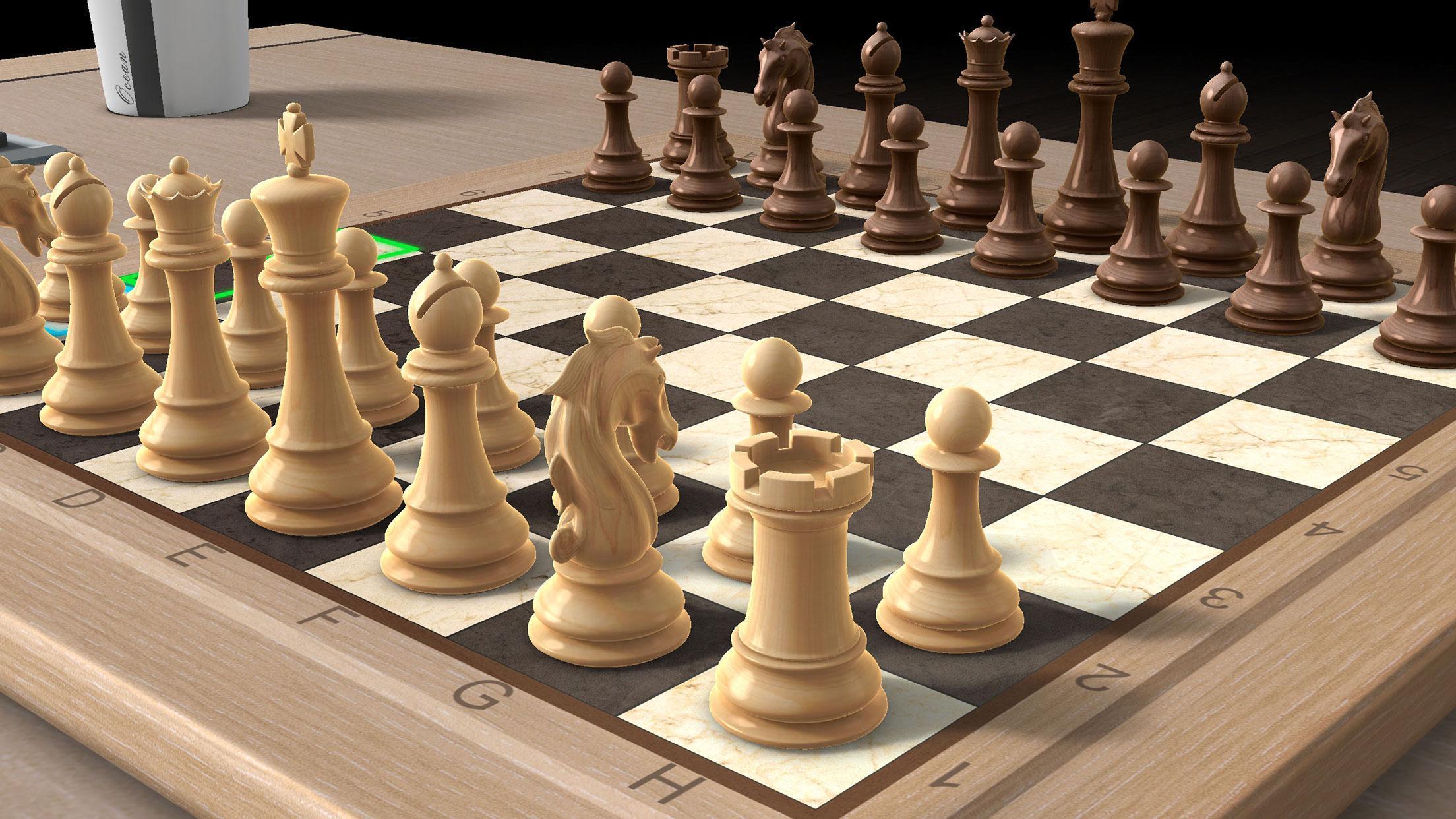 Real Chess 3D 1.24 Screenshot 23