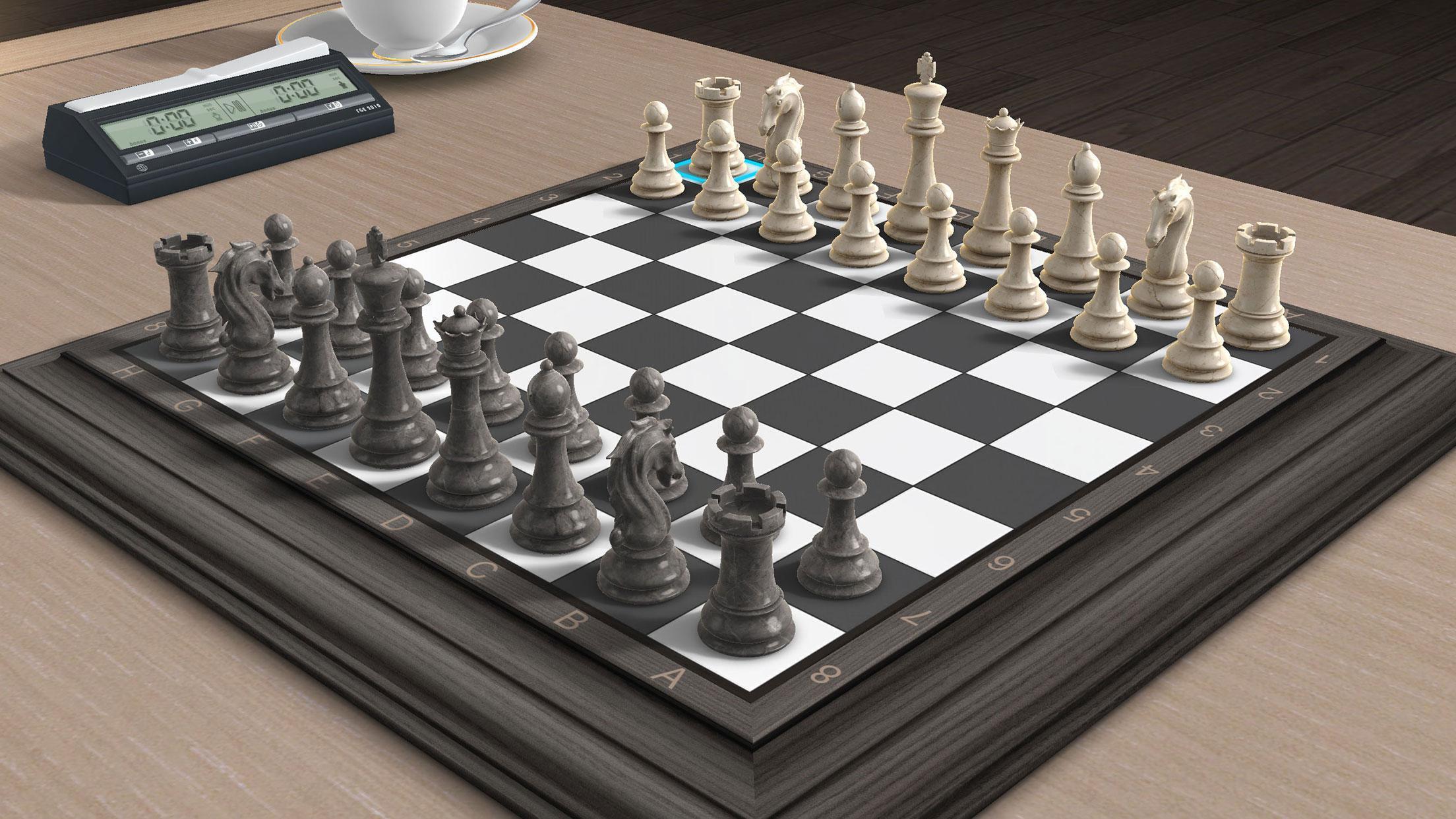 Real Chess 3D 1.24 Screenshot 24