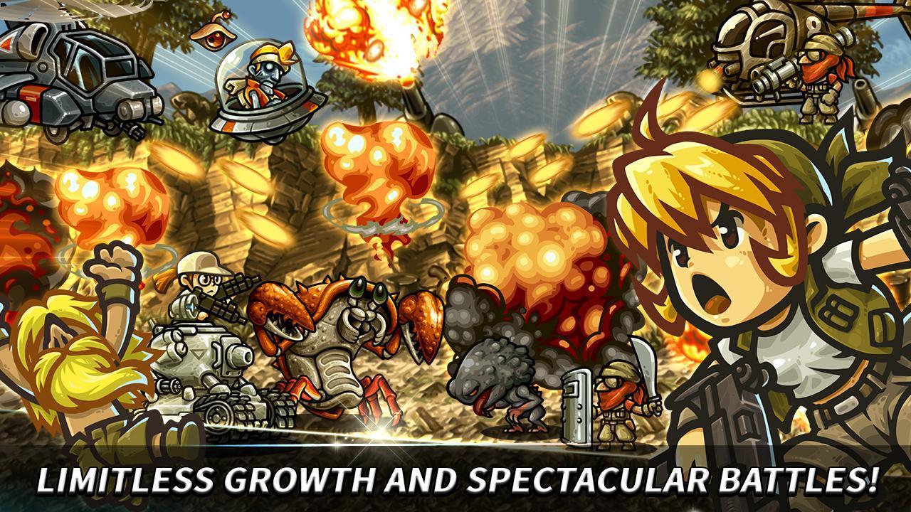 Metal Slug Infinity: Idle Role Playing Game 1.6.8 Screenshot 16