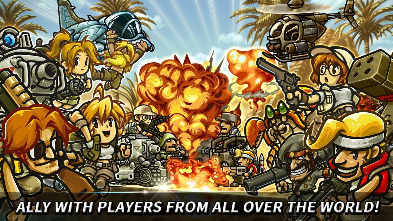 Metal Slug Infinity: Idle Role Playing Game 1.6.8 Screenshot 17