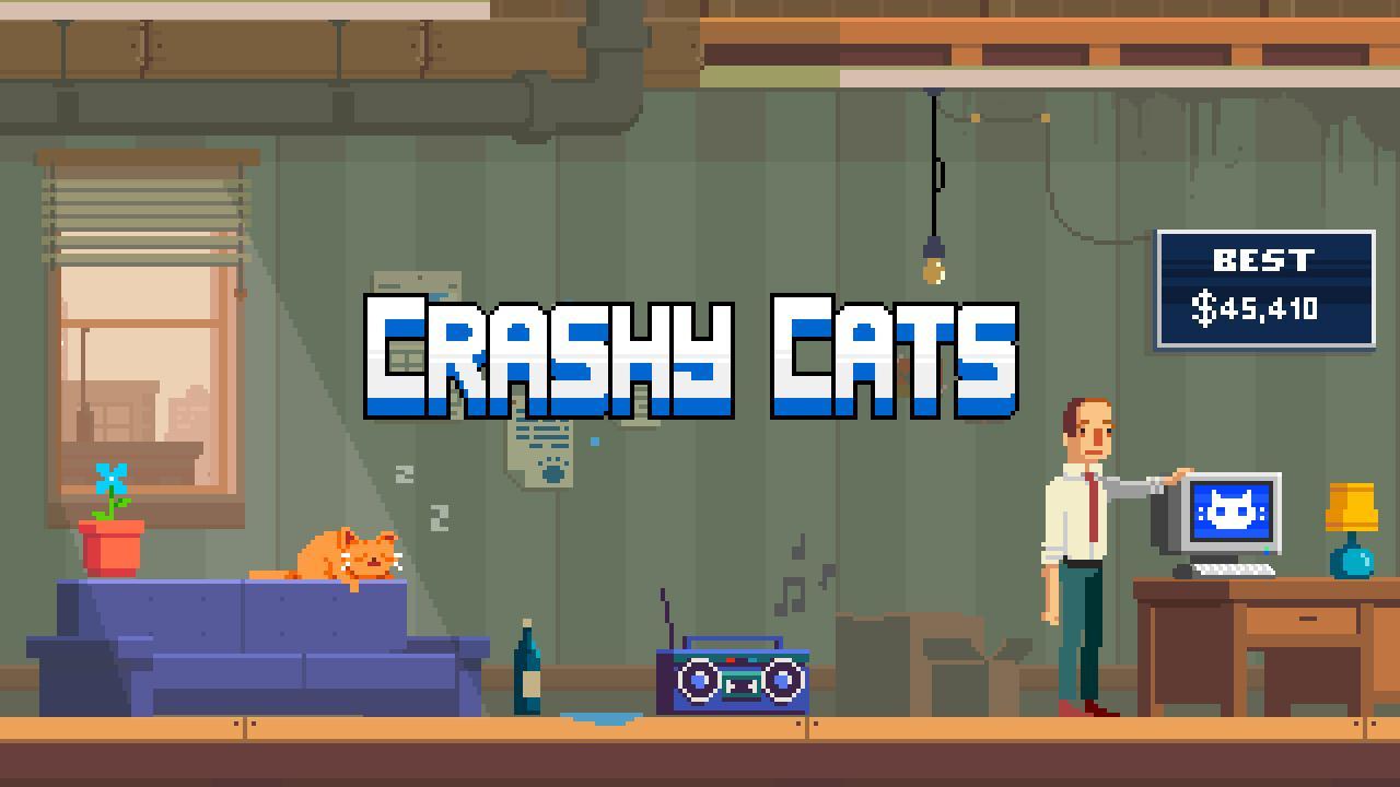 Crashy Cats 1.325 Screenshot 1