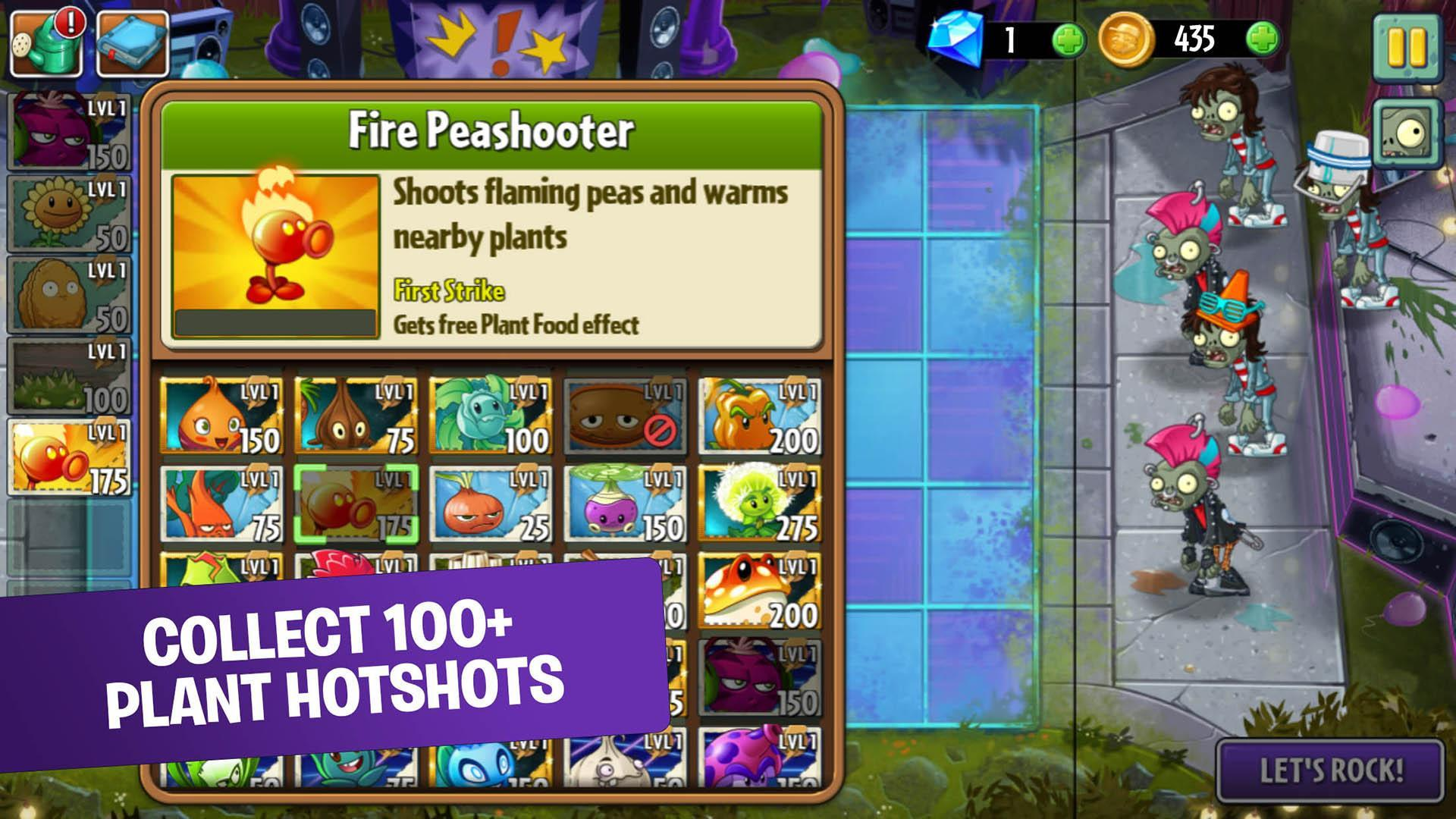 Plants vs. Zombies™ 2 Free 8.2.2 Screenshot 4