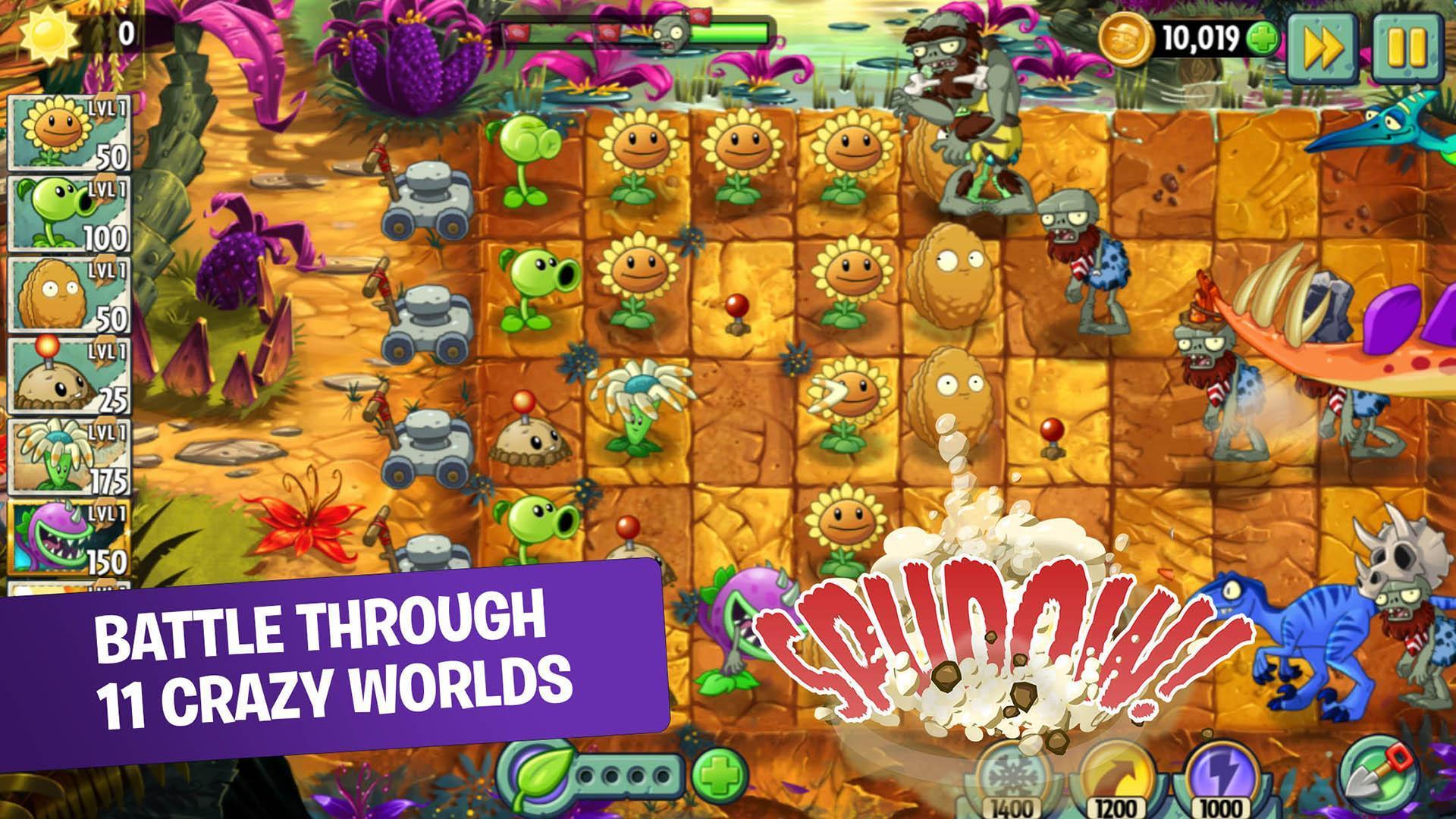Plants vs. Zombies™ 2 Free 8.2.2 Screenshot 7