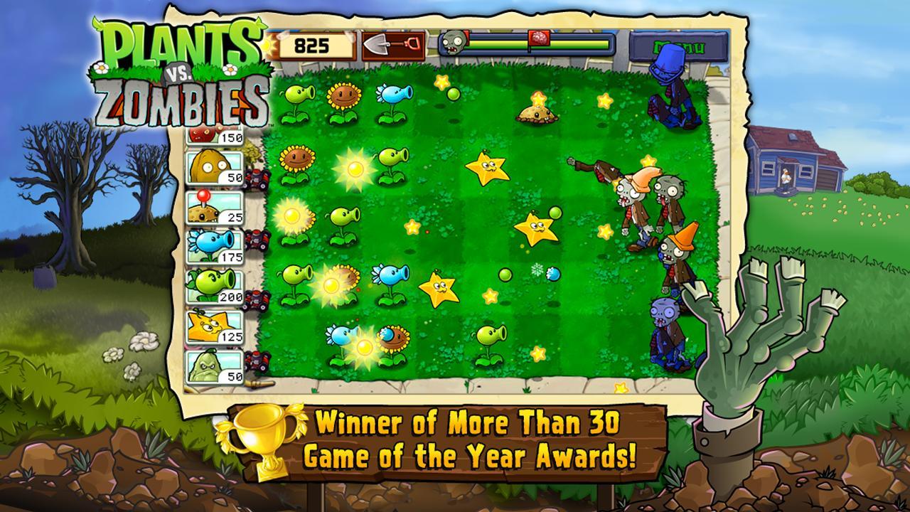 Plants vs. Zombies FREE 2.7.00 Screenshot 1