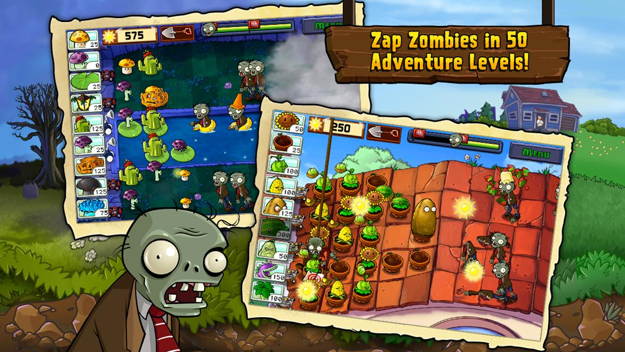 Plants vs. Zombies FREE 2.7.00 Screenshot 2