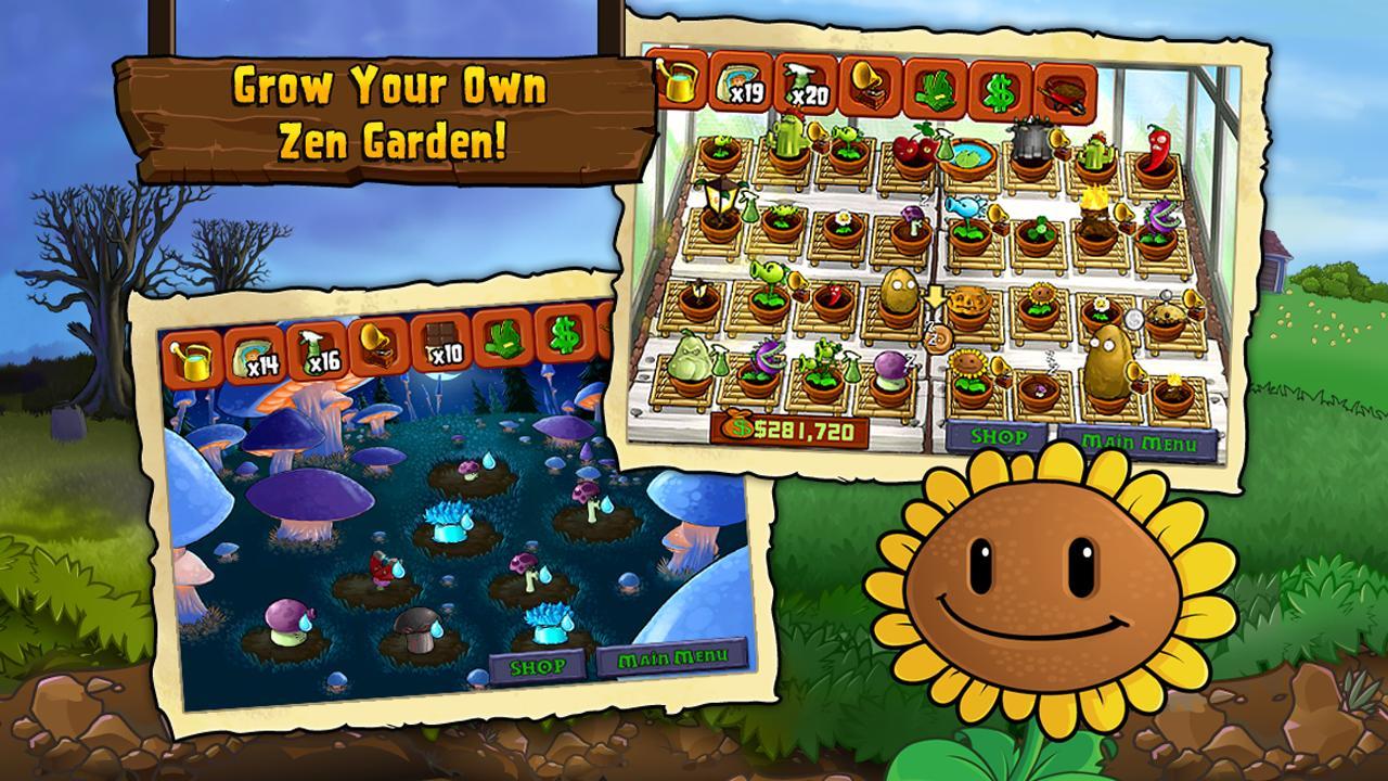 Plants vs. Zombies FREE 2.7.00 Screenshot 3