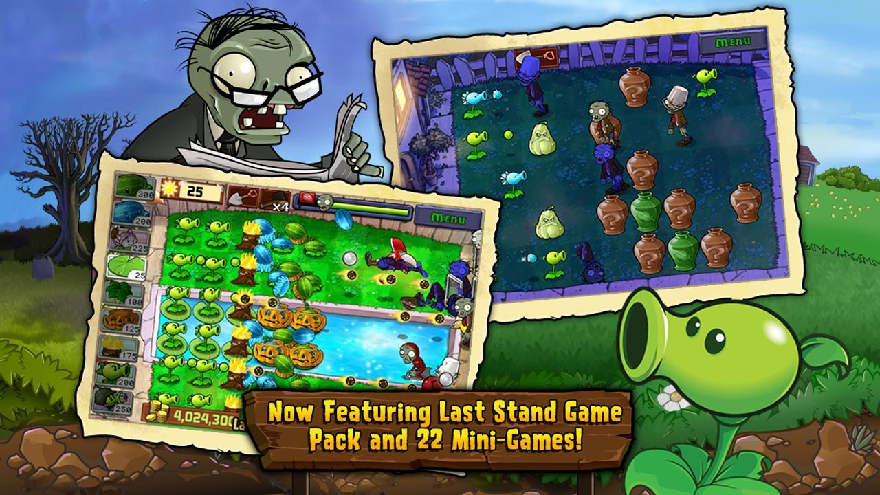 Plants vs. Zombies FREE 2.7.00 Screenshot 4