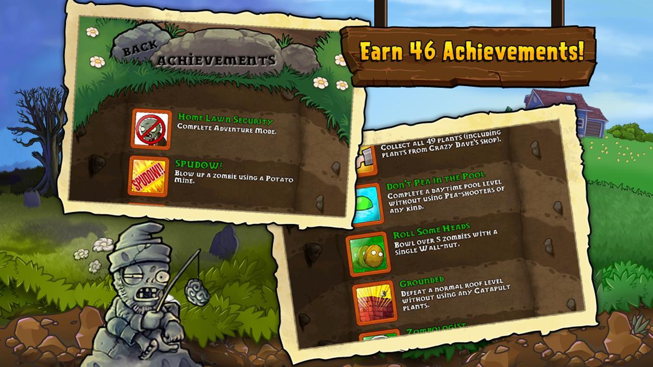 Plants vs. Zombies FREE 2.7.00 Screenshot 5