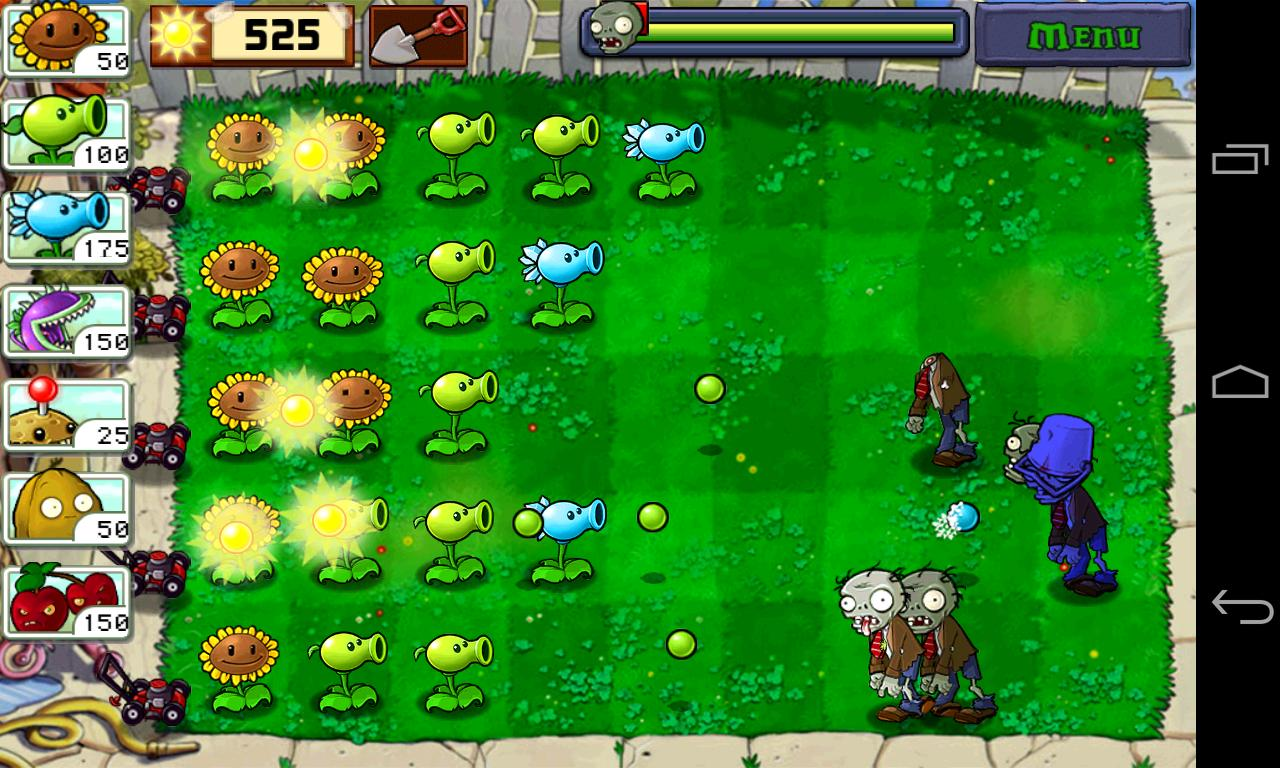 Plants vs. Zombies FREE 2.7.00 Screenshot 6