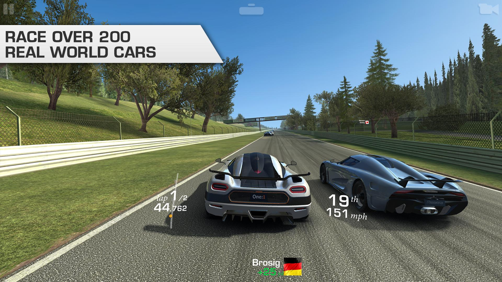 Real Racing  3 8.0.0 Screenshot 1