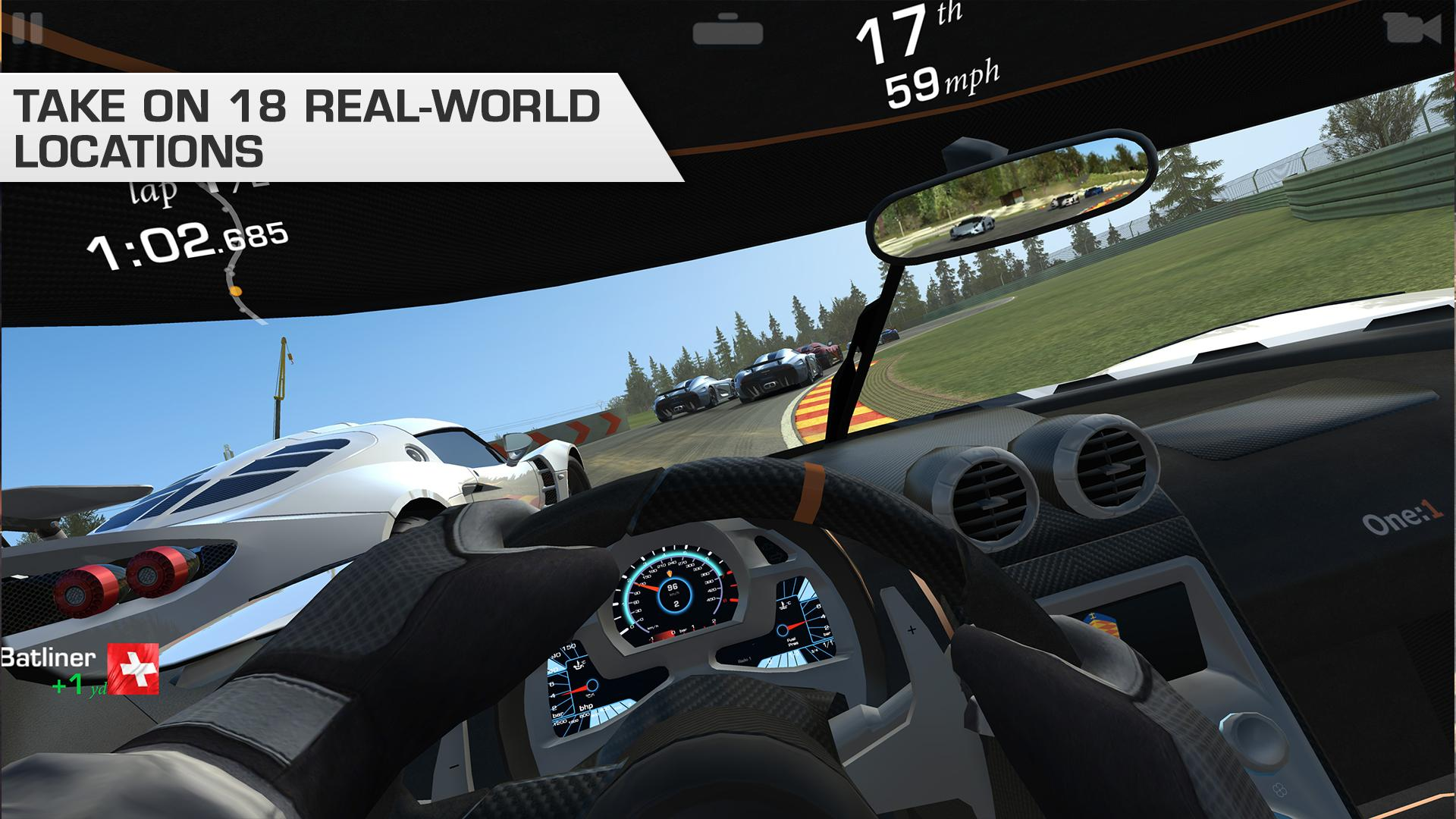 Real Racing  3 8.0.0 Screenshot 2