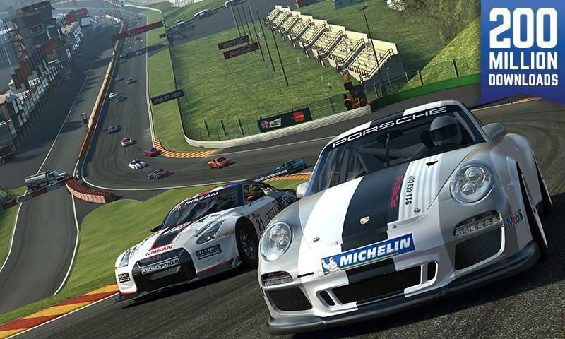 Real Racing  3 8.0.0 Screenshot 3
