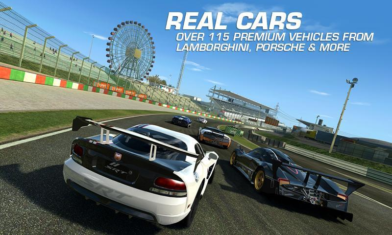 Real Racing  3 8.0.0 Screenshot 4