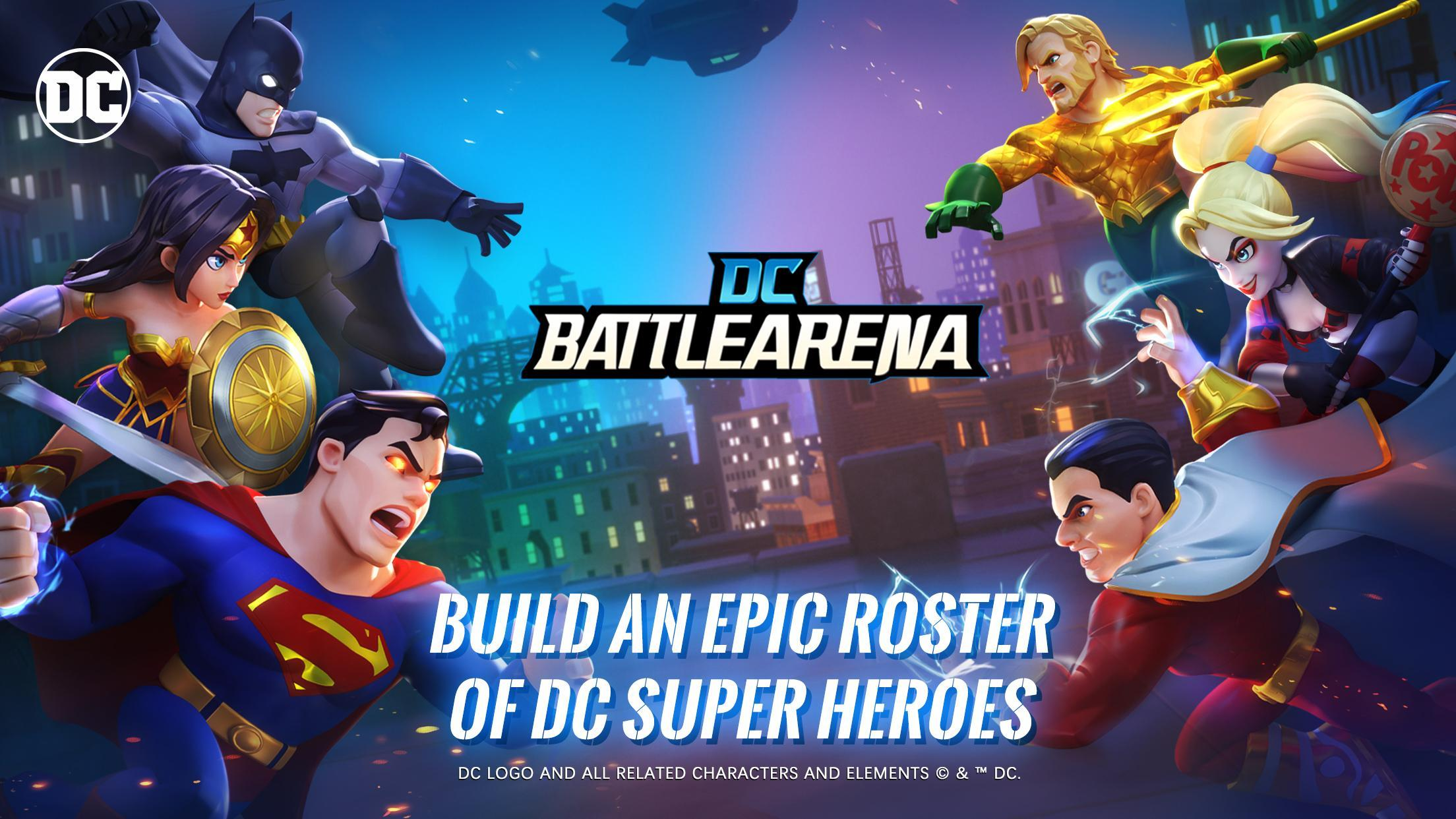 DC Battle Arena 1.0.10 Screenshot 1