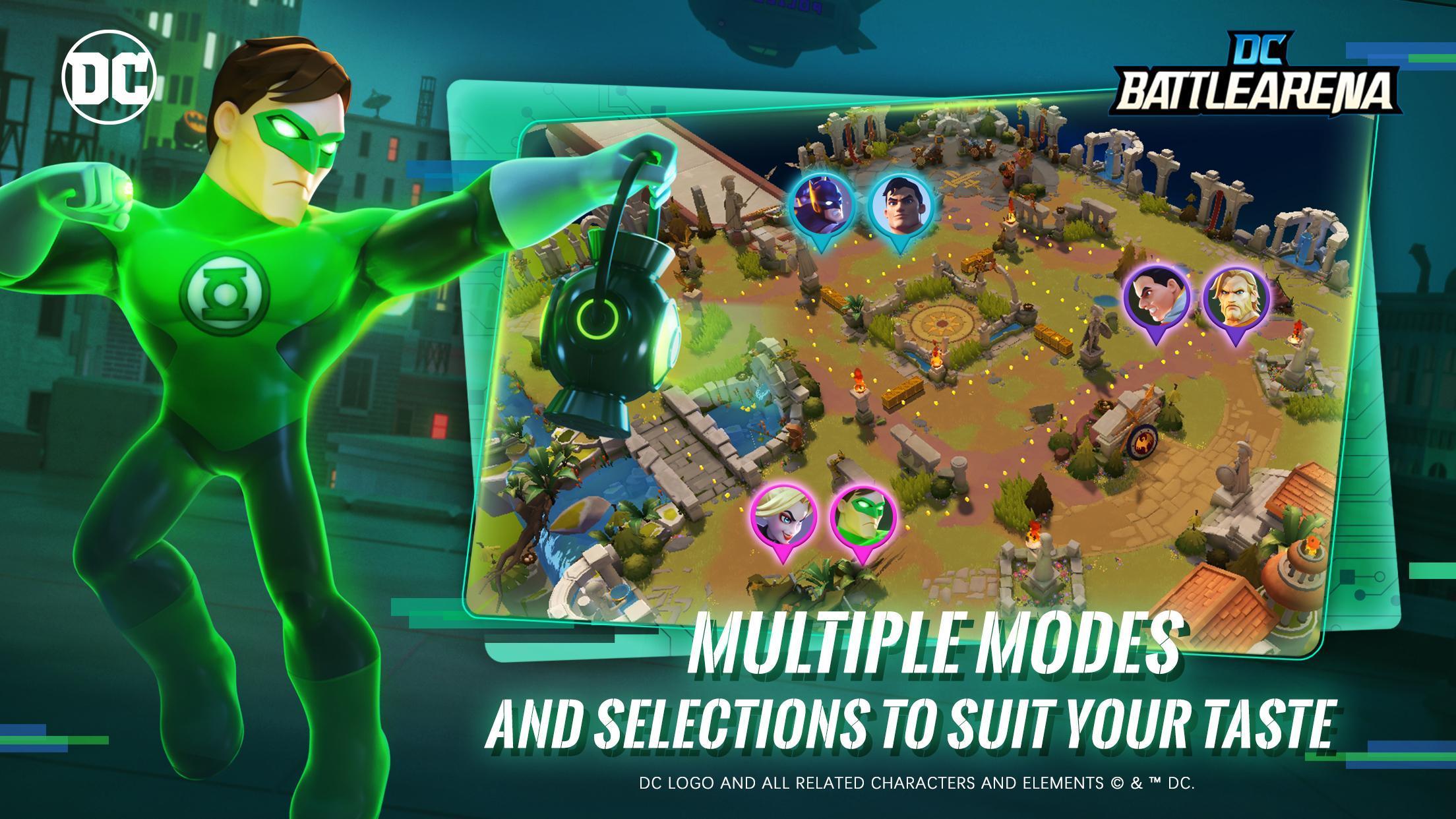 DC Battle Arena 1.0.10 Screenshot 3