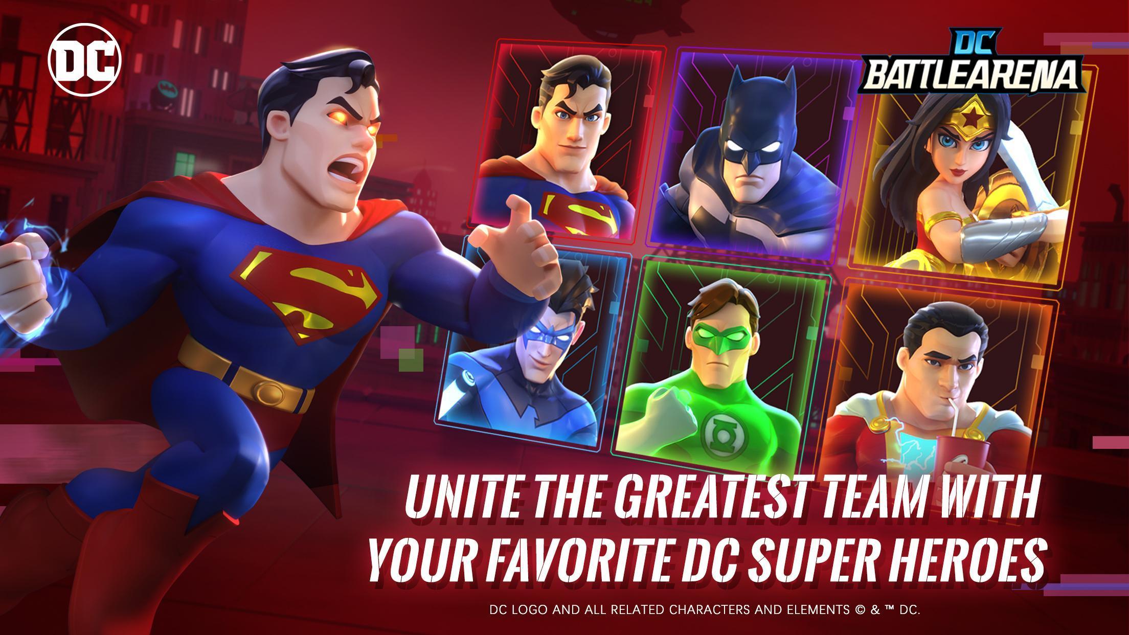DC Battle Arena 1.0.10 Screenshot 5