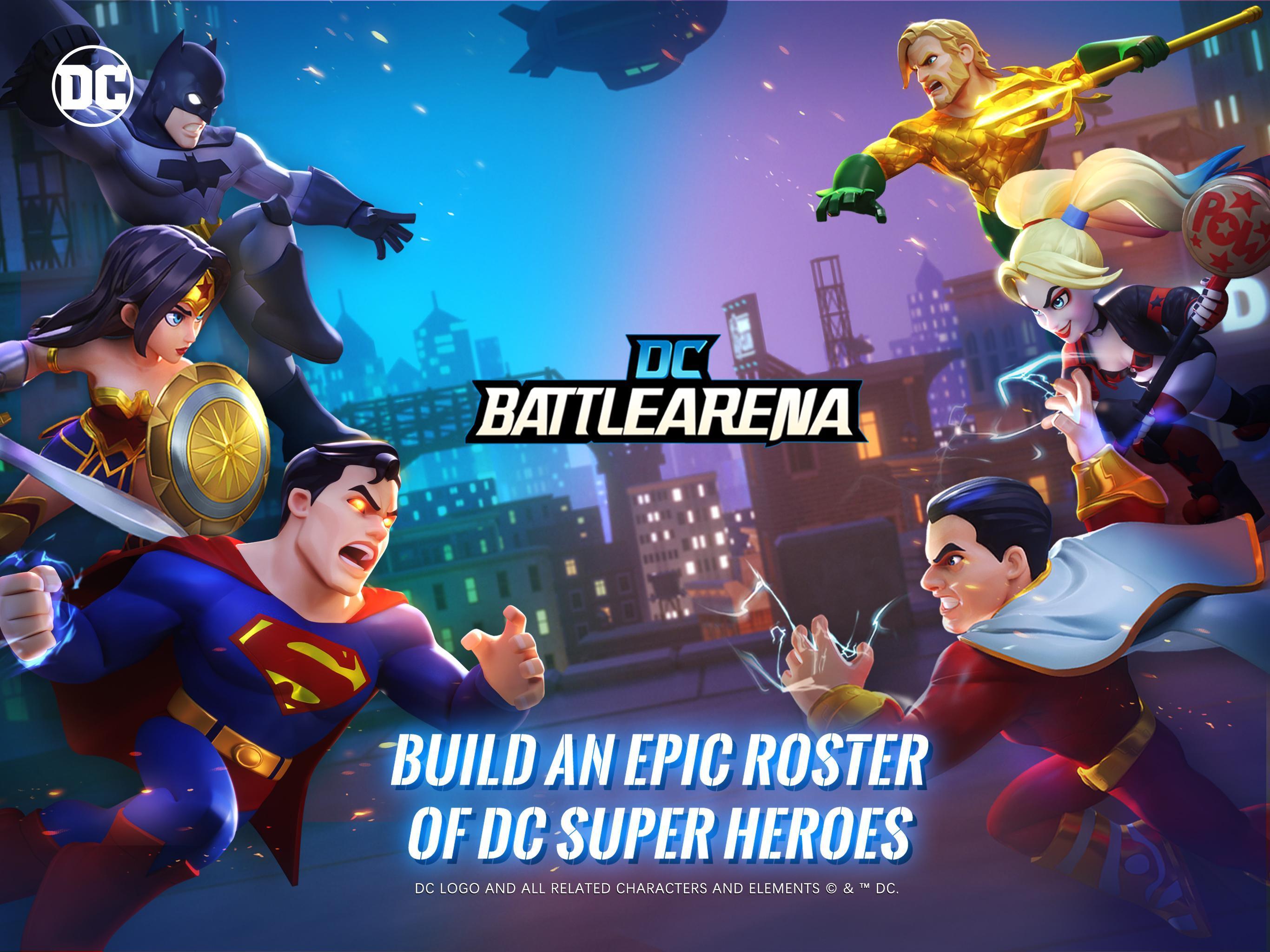 DC Battle Arena 1.0.10 Screenshot 6