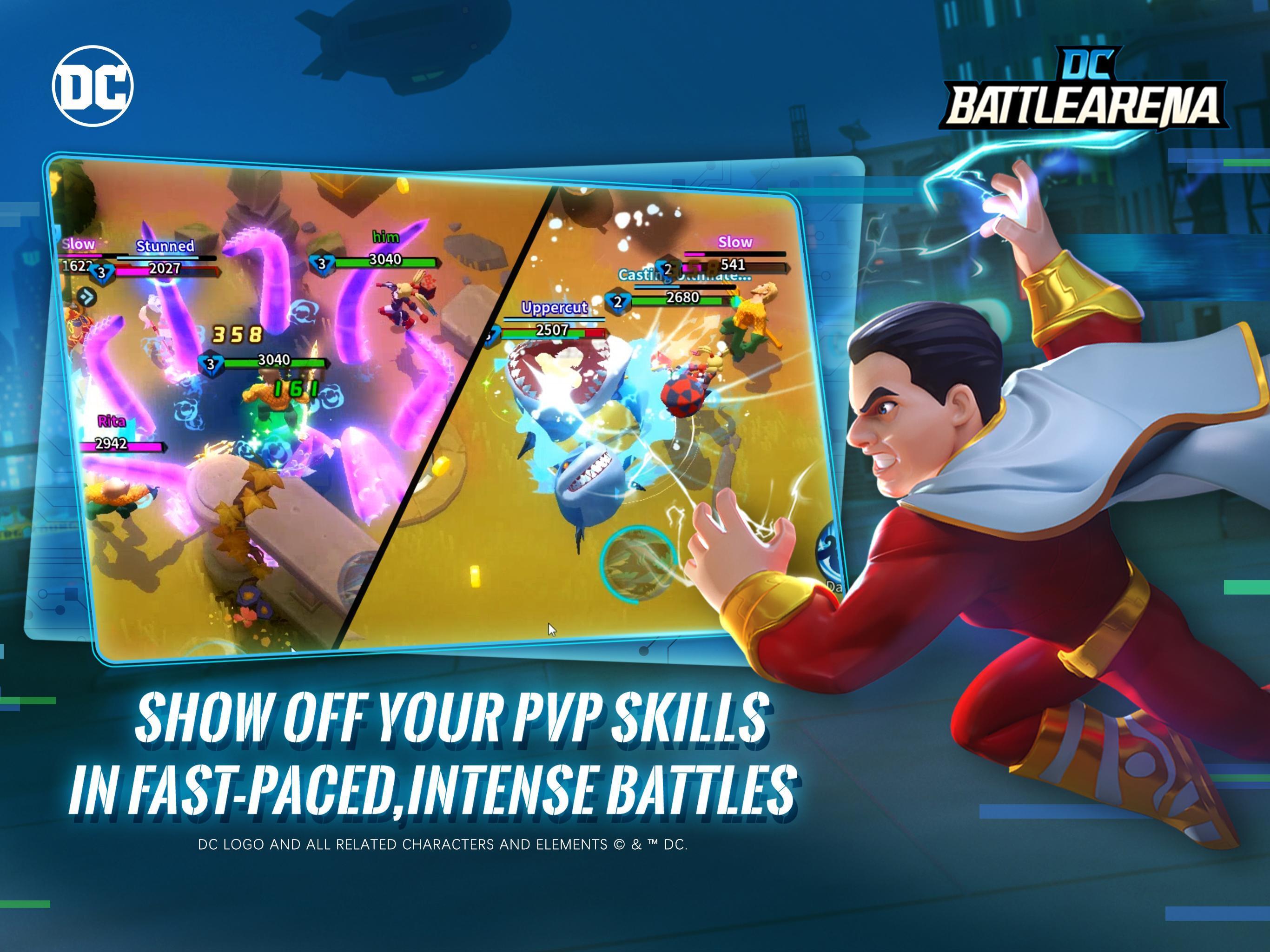 DC Battle Arena 1.0.10 Screenshot 7