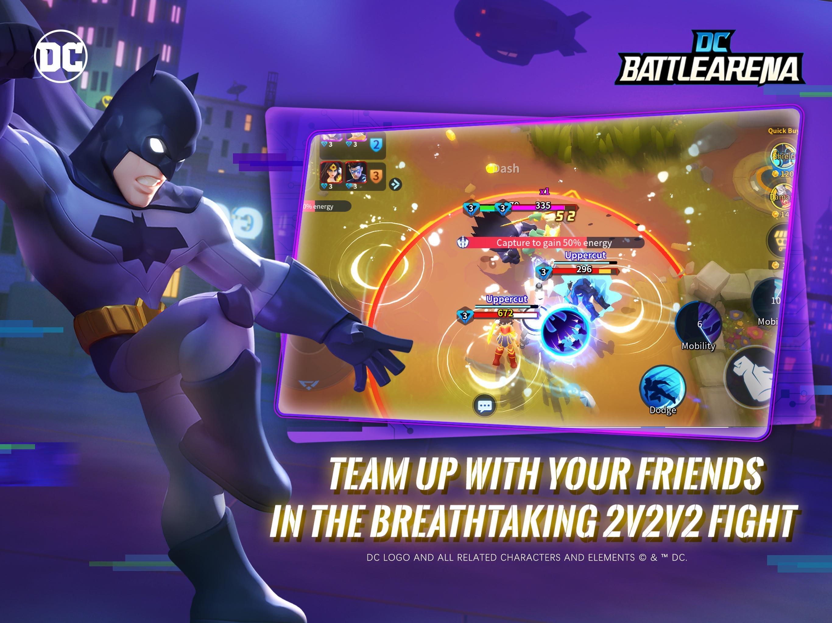 DC Battle Arena 1.0.10 Screenshot 9