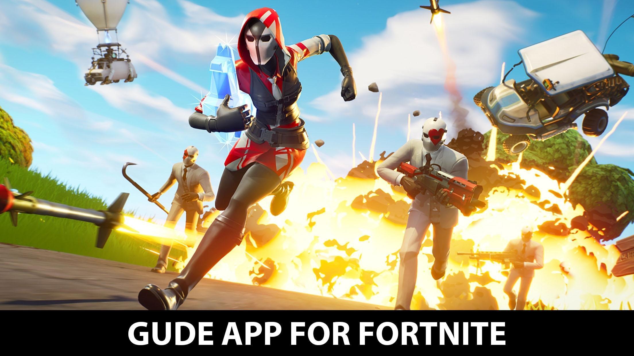 Guide For Fort-nite    Fortnite Tips & Tricks screenshot