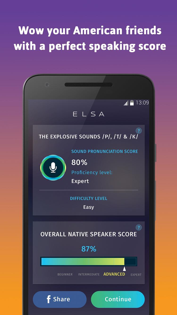 ELSA Speak: English Accent Coach 5.4.5 Screenshot 8