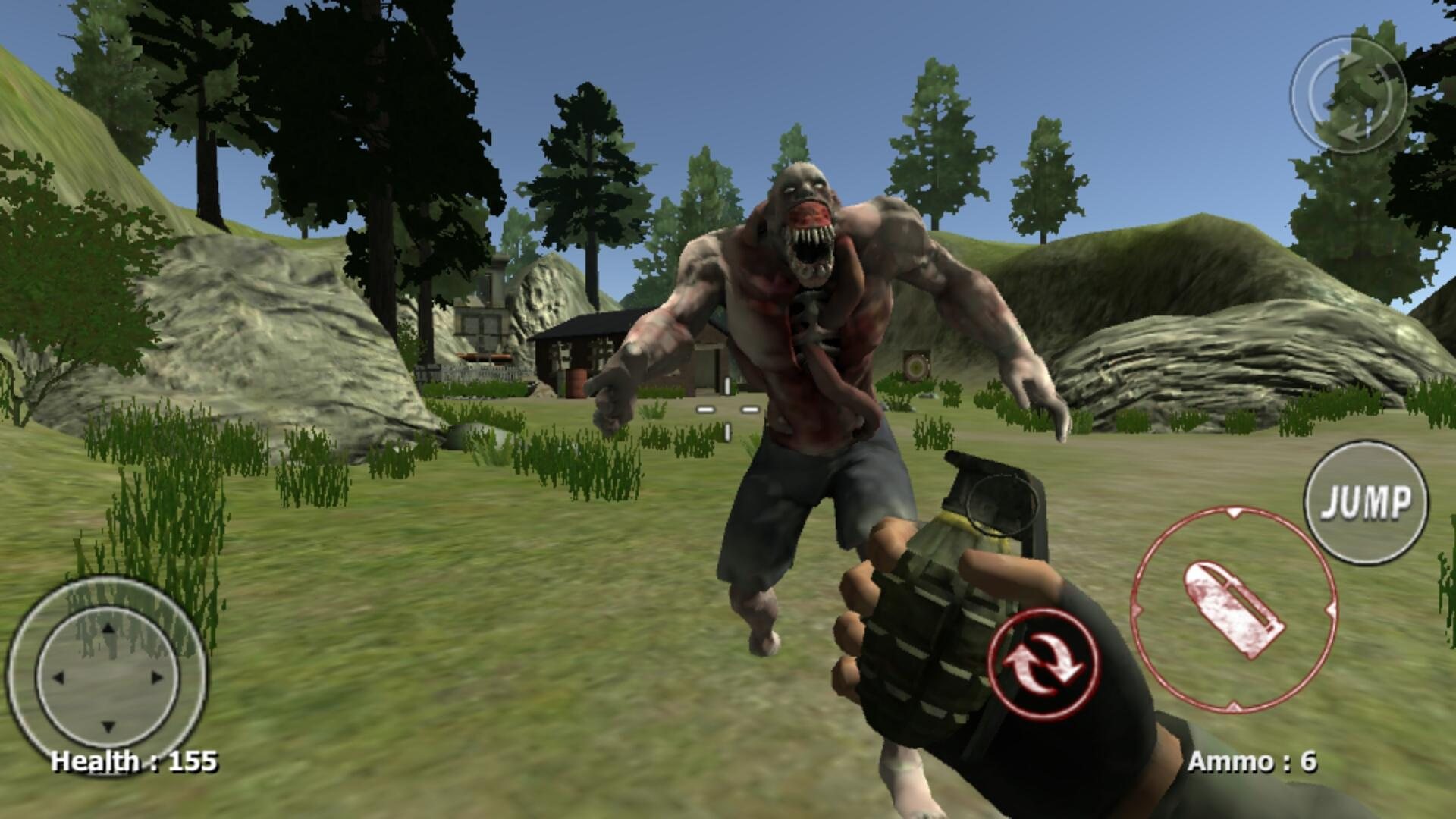 Zombie Evil Kill 2 Dead Horror FPS 4.3 Screenshot 3